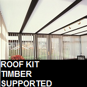 roof kit timber supported